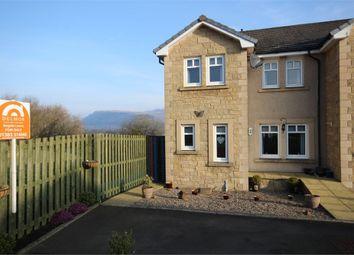 Thumbnail 3 bed end terrace house for sale in 8c Ashfield Gardens, Kelty, Fife