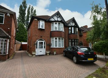 3 bed semi-detached house for sale in Sarehole Road, Hall Green, Birmingham B28