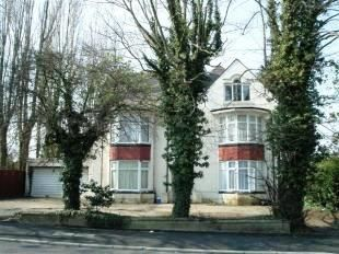 Thumbnail 1 bedroom flat to rent in Maidstone Road, Chatham