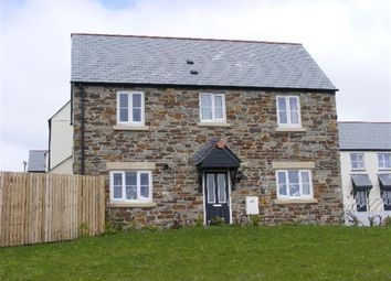 Thumbnail 3 bed property to rent in Gwithian Road, St. Austell