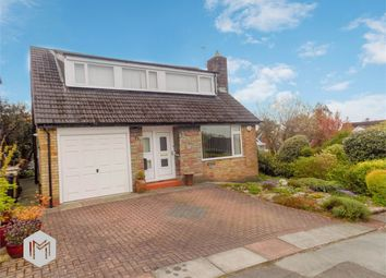 Thumbnail 4 bedroom detached house for sale in Stoneycroft Avenue, Horwich, Bolton, Lancashire