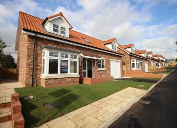 Thumbnail 3 bed detached house for sale in The Paddock, Racecourse Road, Scarborough