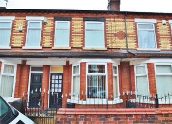 Thumbnail 3 bedroom terraced house for sale in Devonshire Road, Eccles, Manchester
