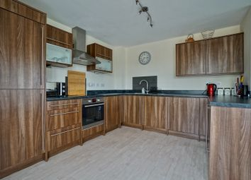 Thumbnail 3 bed flat for sale in Wren Walk, Eynesbury, St. Neots