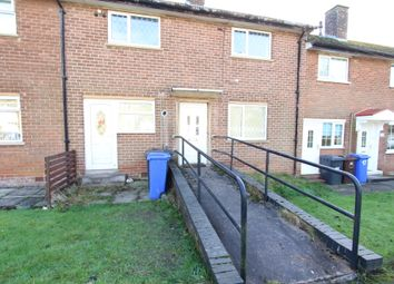 Thumbnail 3 bed terraced house to rent in Edmund Close, Sheffield