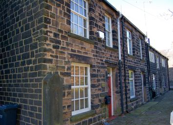 Thumbnail 1 bed end terrace house for sale in Spring Bank, Uppermill, Oldham