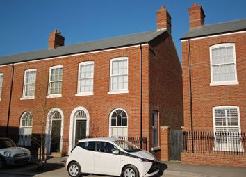 Thumbnail 2 bed end terrace house for sale in Liscombe Street, Poundbury