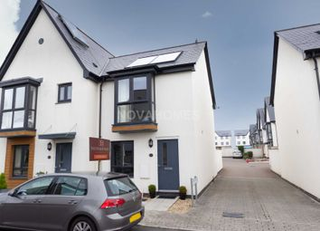 Thumbnail 2 bed semi-detached house for sale in Piper Street, Roborough