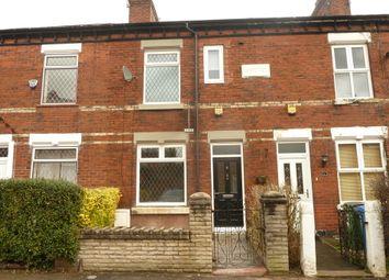 Thumbnail 3 bedroom terraced house to rent in Napier Street, Hazel Grove, Stockport