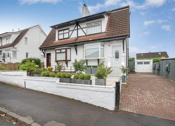 Thumbnail 2 bed semi-detached house for sale in Cornwall Avenue, Burnside, Glasgow, South Lanarkshire
