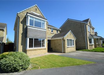 Thumbnail 4 bedroom detached house for sale in Leigh Park, Hapton, Burnley, Lancashire