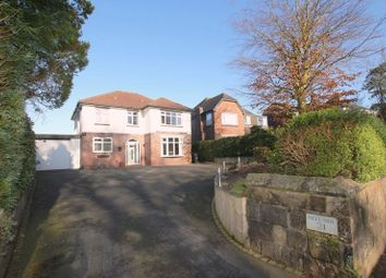 Thumbnail 4 bed detached house for sale in Grange Road, Biddulph, Stoke-On-Trent