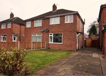Thumbnail 3 bed semi-detached house for sale in Middleton Road, Solihull