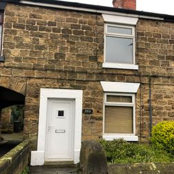 Thumbnail 2 bed terraced house to rent in Bawtry Road, Wickersley
