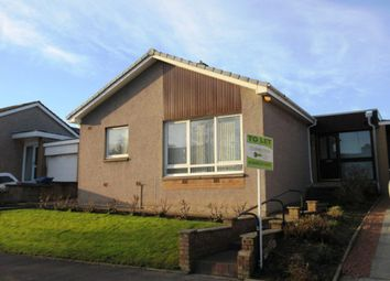 Thumbnail 3 bed bungalow to rent in Mauricewood Avenue, Penicuik, Midlothian