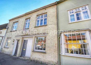 Thumbnail 4 bedroom terraced house for sale in Chapel Street, Bildeston, Ipswich