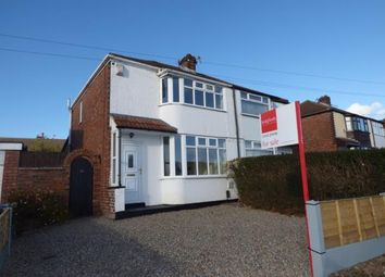 Thumbnail 2 bedroom semi-detached house for sale in Manchester Road, Woolston, Warrington, Cheshire