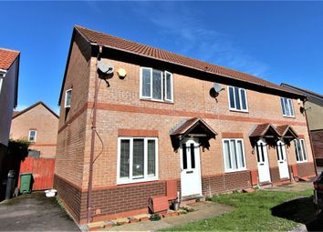 Thumbnail 2 bed end terrace house for sale in Blaisdon, Weston-Super-Mare