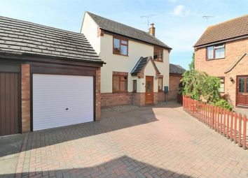 Thumbnail 3 bed detached house for sale in Poplars Close, Alresford, Colchester, Essex