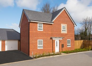 "Thumbnail 4 bed detached house for sale in ""Alderney"" at Coulson Street, Spennymoor"