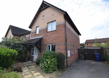 Thumbnail 3 bed town house to rent in Shining Cliff Court, Bawtry, Doncaster