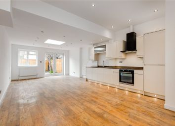 Thumbnail 4 bed terraced house for sale in Blackshaw Road, London