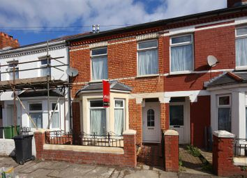 Thumbnail 3 bed property for sale in Forrest Road, Canton, Cardiff