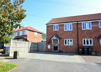 Thumbnail 3 bed end terrace house for sale in Heathcote Avenue, Hatfield, Hertfordshire