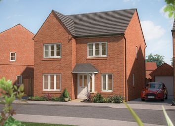 "Thumbnail 4 bed detached house for sale in ""The Juniper "" at Marsh Lane, Nantwich"