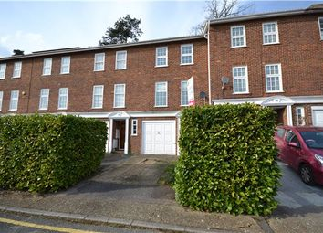 Thumbnail 3 bed town house for sale in Furze Close, Redhill