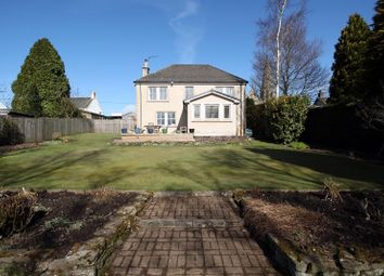 Thumbnail 5 bedroom detached house for sale in Main Street, Thornhill, Stirling