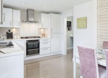 "Thumbnail 3 bed detached house for sale in ""Hadley"" at Hyde End Road, Spencers Wood, Reading"
