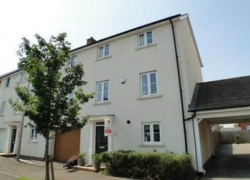 Thumbnail 4 bed semi-detached house for sale in Margarita Gardens, Newton Leys, Bletchley, Milton Keynes