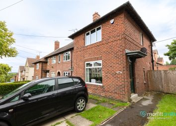 Thumbnail 2 bed end terrace house for sale in Fircroft Road, Sheffield