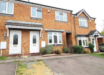 Thumbnail Terraced house for sale in Mill Crescent, Heath Hayes, Cannock