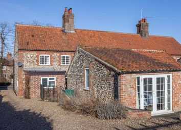 Thumbnail 3 bed cottage for sale in The Street, Helhoughton, Fakenham