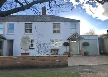 Thumbnail 4 bed semi-detached house for sale in Sibford Road, Hook Norton, Banbury, Oxon