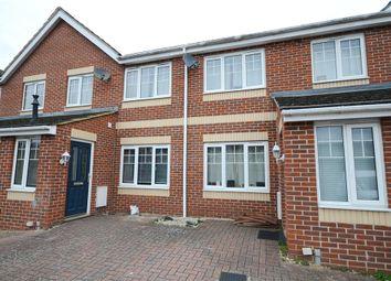 Thumbnail 2 bedroom terraced house for sale in Kamran Court, 4 Boxalls Lane, Aldershot