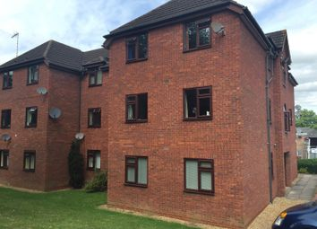 Thumbnail 1 bed flat to rent in Wood Street, Rugby