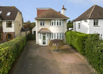 Thumbnail 3 bed detached house for sale in Castle Way, Leybourne, West Malling