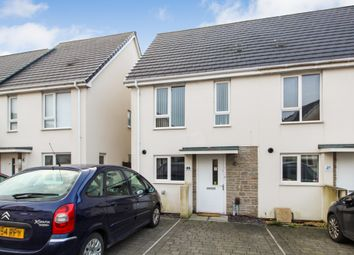 2 bed terraced house for sale in Yellowmead Road, Plymouth PL2
