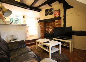 Thumbnail 1 bed terraced house to rent in Coton Hill, Shrewsbury, Shropshire