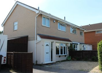 Thumbnail 4 bed semi-detached house for sale in Ebdon Road, Weston-Super-Mare, Somerset