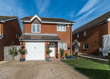 Thumbnail 3 bedroom detached house for sale in Foxdene Road, Seasalter, Whitstable