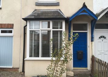 Thumbnail 2 bed end terrace house to rent in Daisy Road, Birmingham