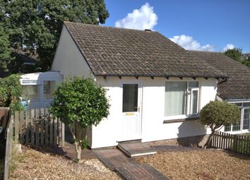 Thumbnail 2 bed semi-detached bungalow for sale in Longfield, Falmouth