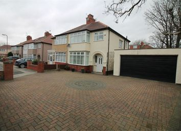 Thumbnail 3 bedroom semi-detached house for sale in Wineva Gardens, Crosby, Merseyside