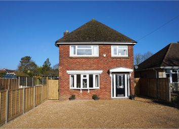 Thumbnail 3 bedroom detached house for sale in Vicarage Road Rodbourne Cheney, Swindon