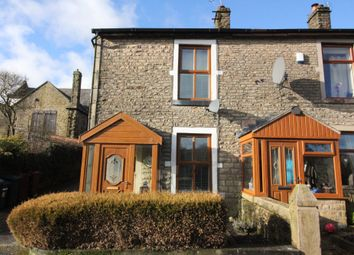 Thumbnail 2 bed end terrace house to rent in Pleasant View, Hoddlesden, Darwen