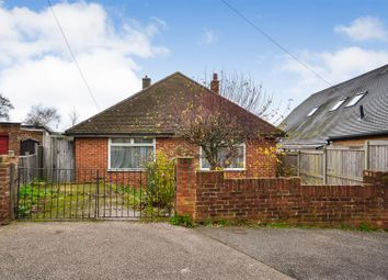 Thumbnail 2 bedroom detached bungalow for sale in Glyne Drive, Bexhill-On-Sea